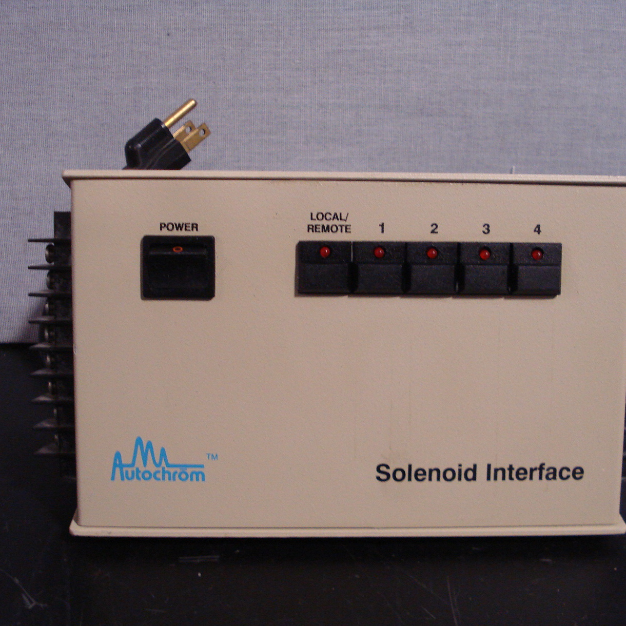 Autochrom Solenoid Interface Image