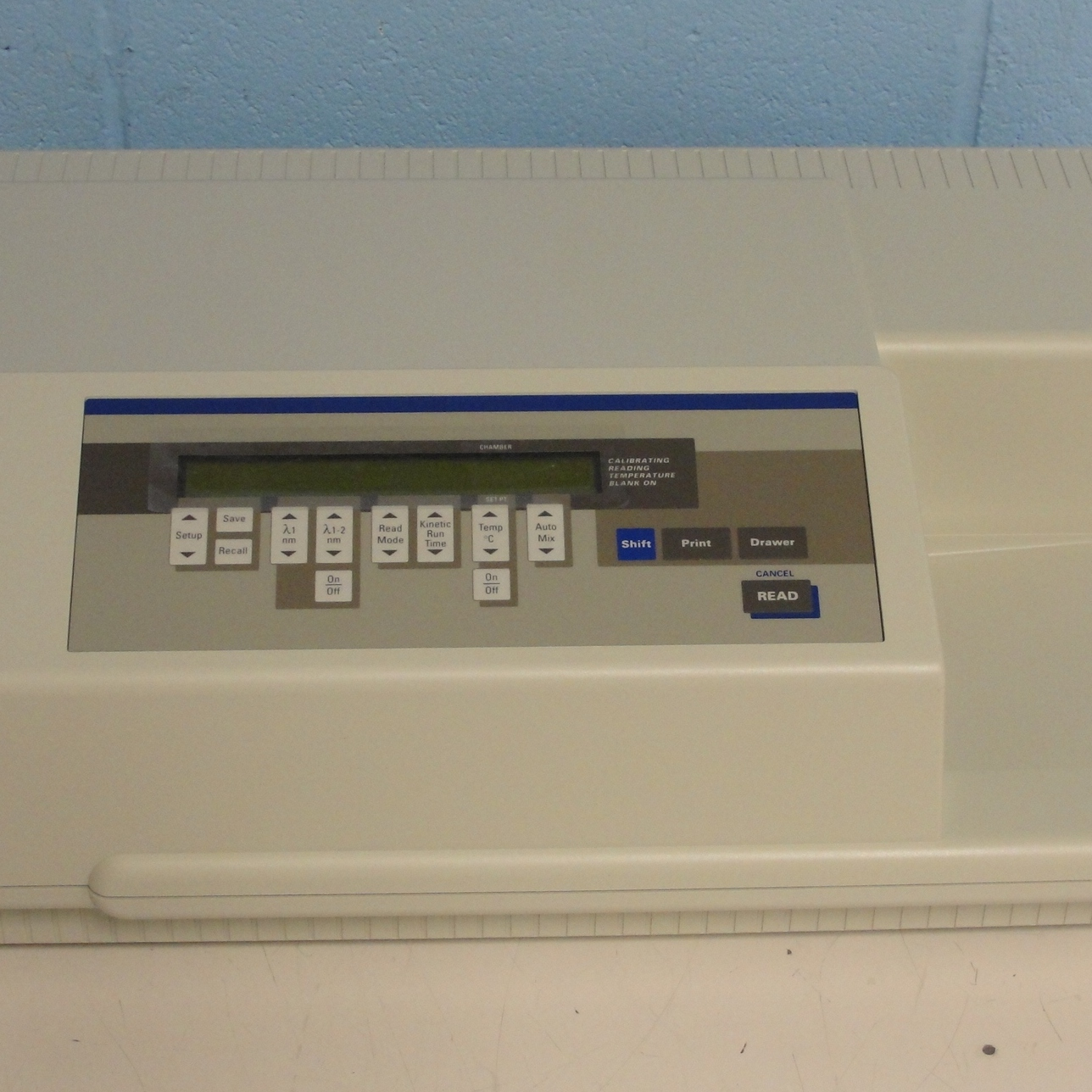 SpectraMax 190 Absorbance Microplate Reader