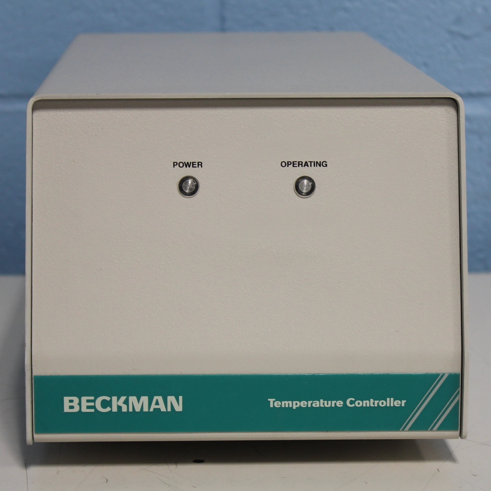 Spectrophotometer Temperature Controller Name