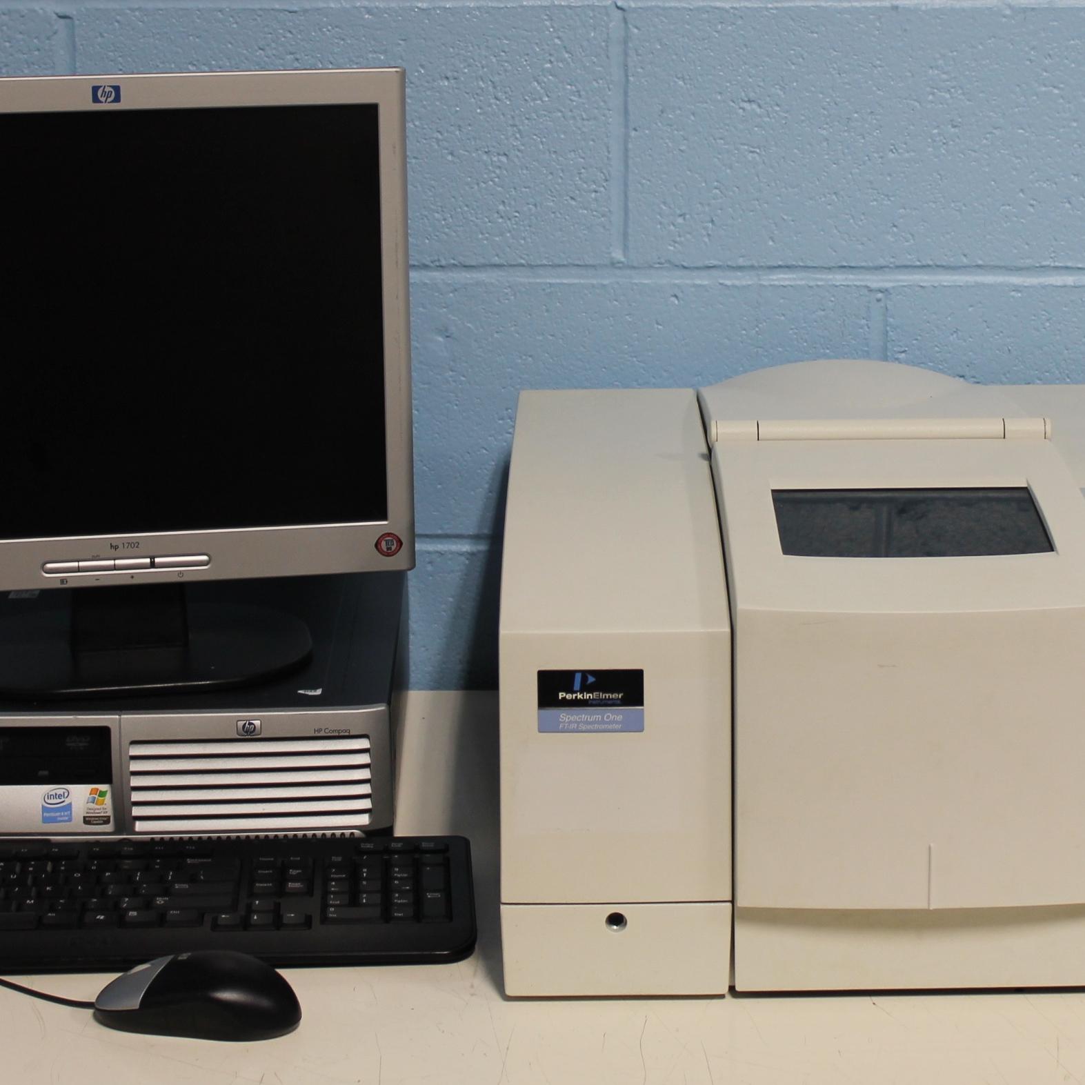 Spectrum One FT-IR Spectrometer Name