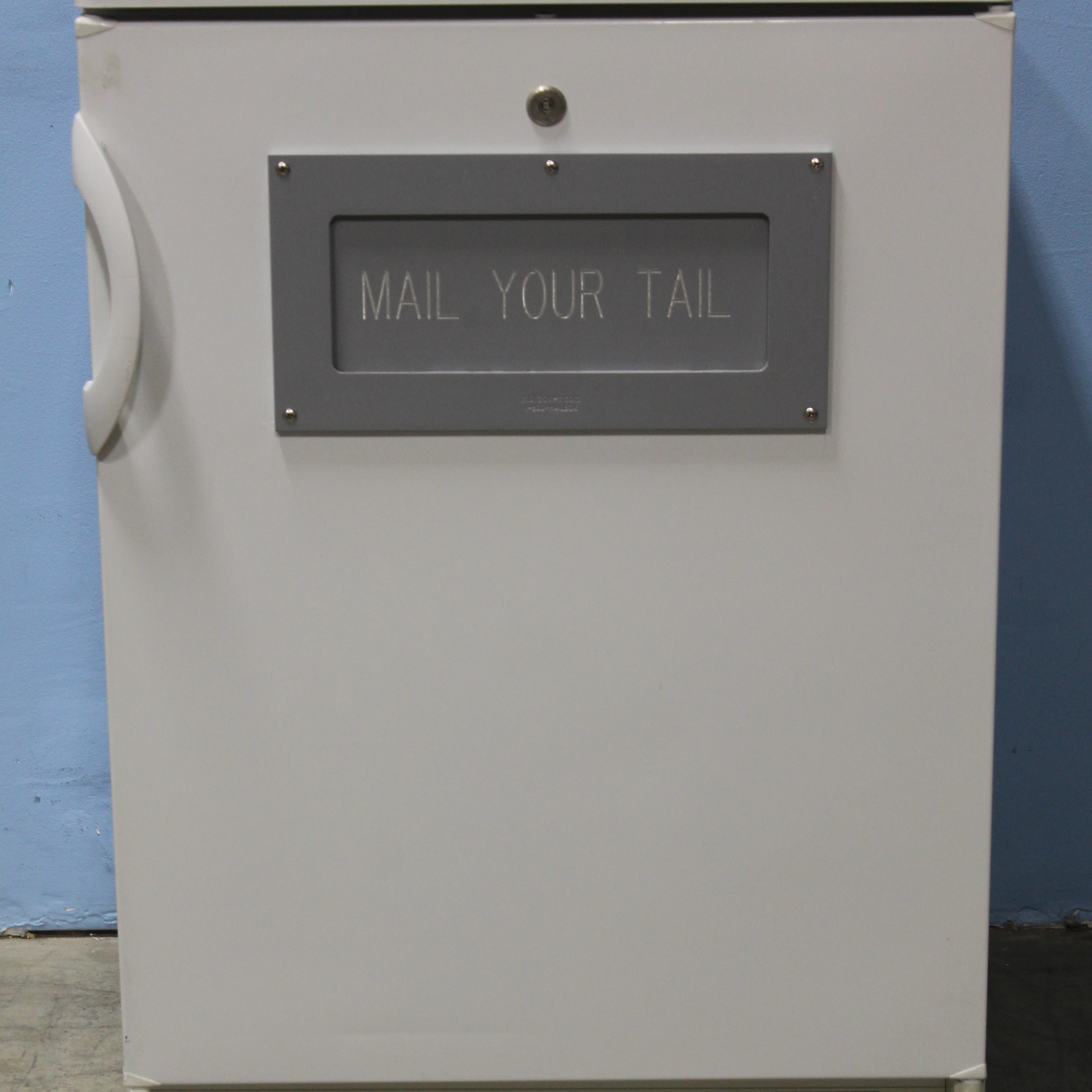 Summit Commercial Series FF7L with Custom Mail Slot Name