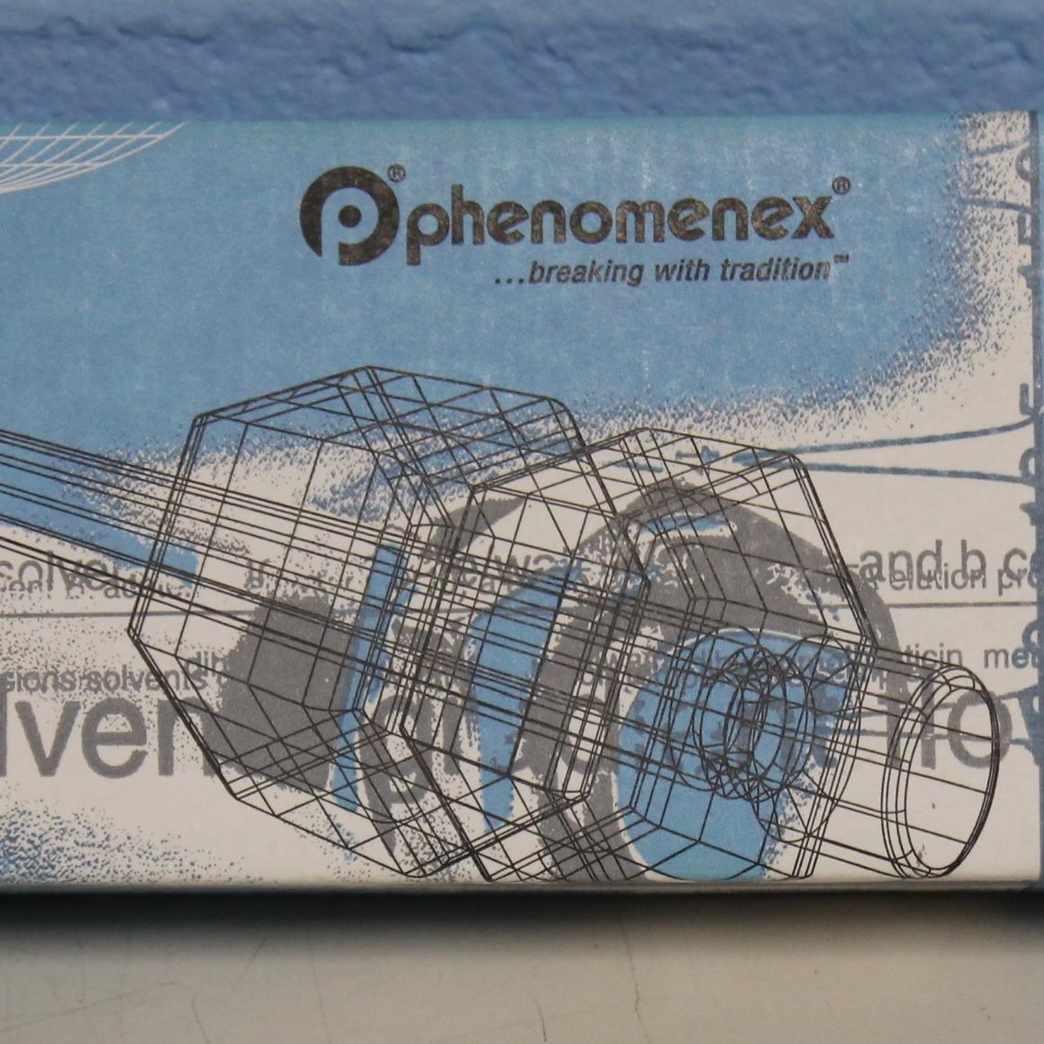Phenomenex Synergi 4 m Hydro-RP 80 , LC Column 50 x 2 mm P/N 00B-4375-B0 Image