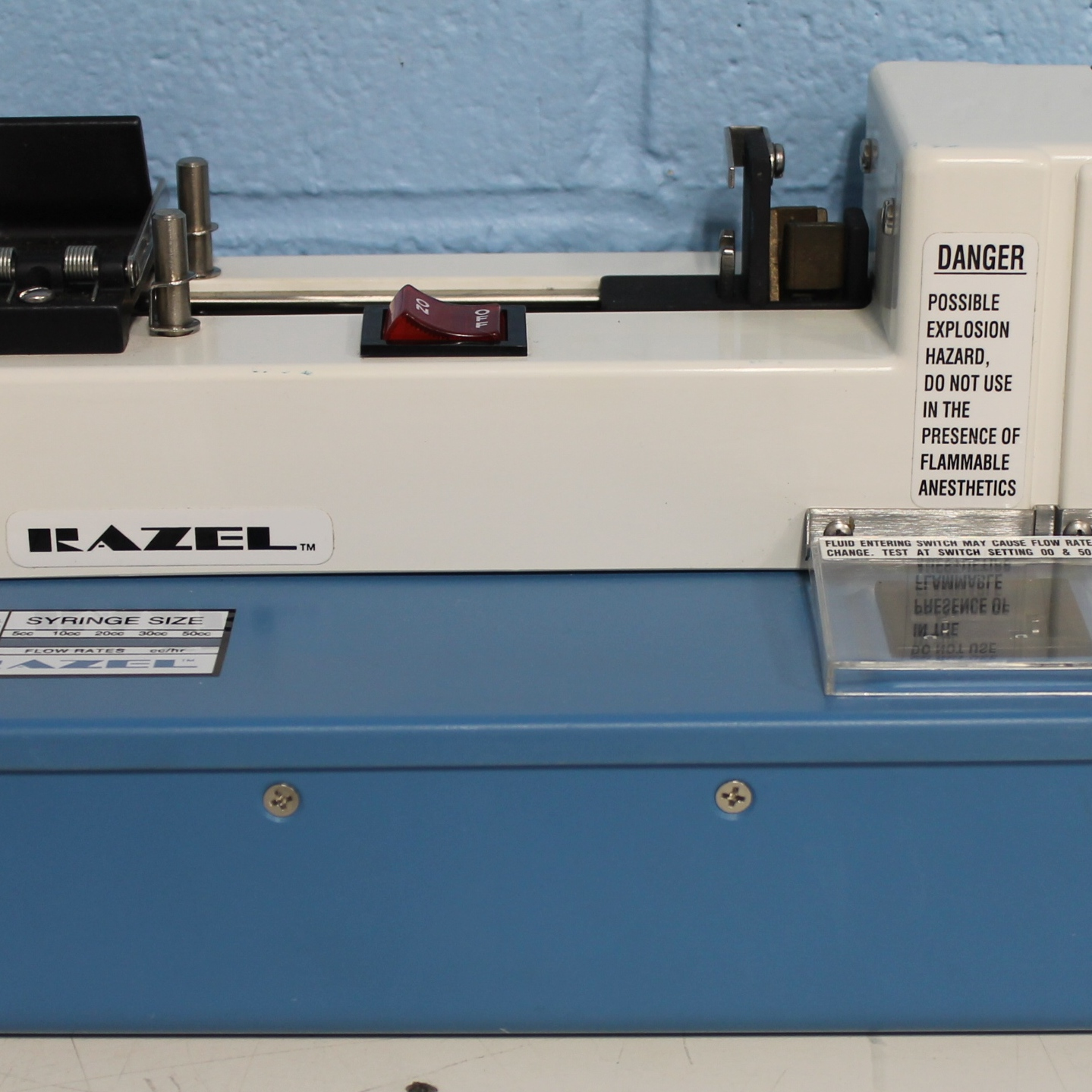 Razel Scientific Syringe Pump Model A-99.BCEH Image