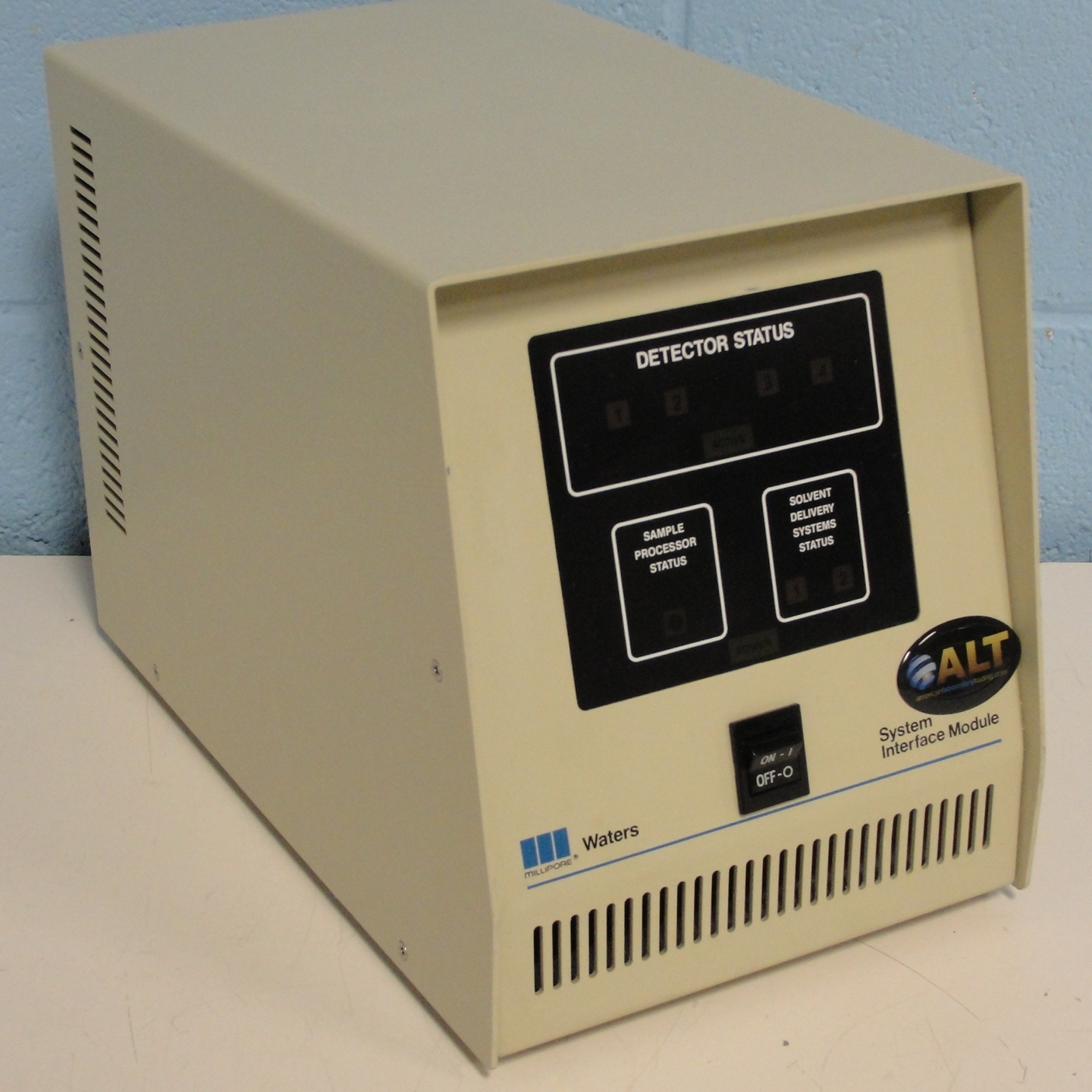 Waters System Interface Module Image