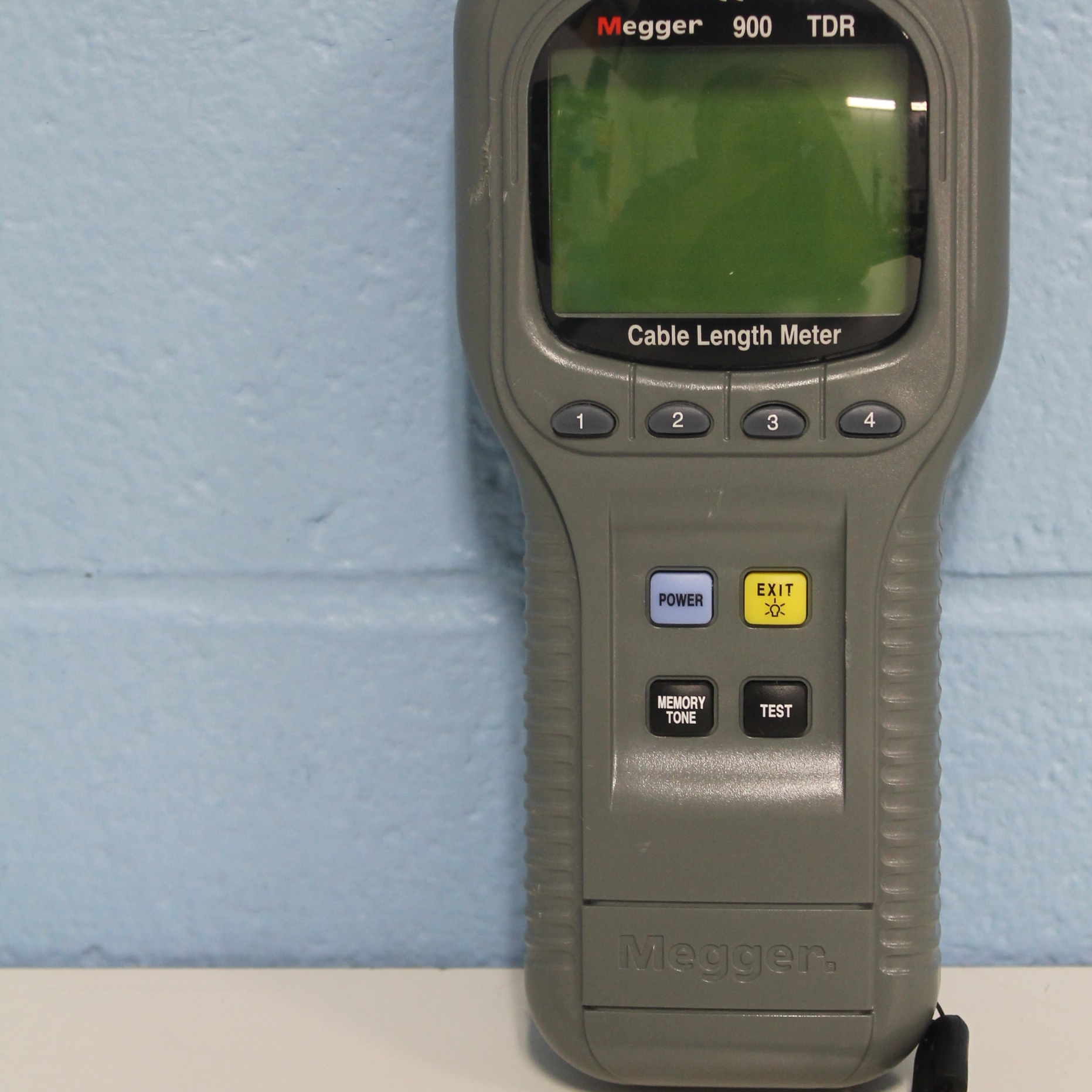 TDR900 Time Domain Reflectometer and Cable Length Meter Name