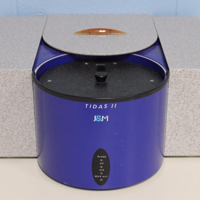 TIDAS II Spectrophotometer Name