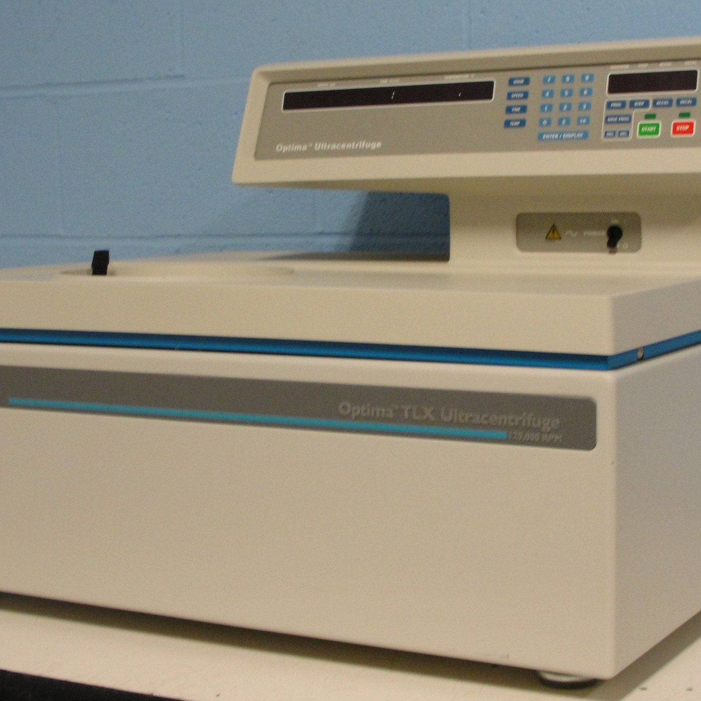 Beckman TLX Optima Ultracentrifuge Image