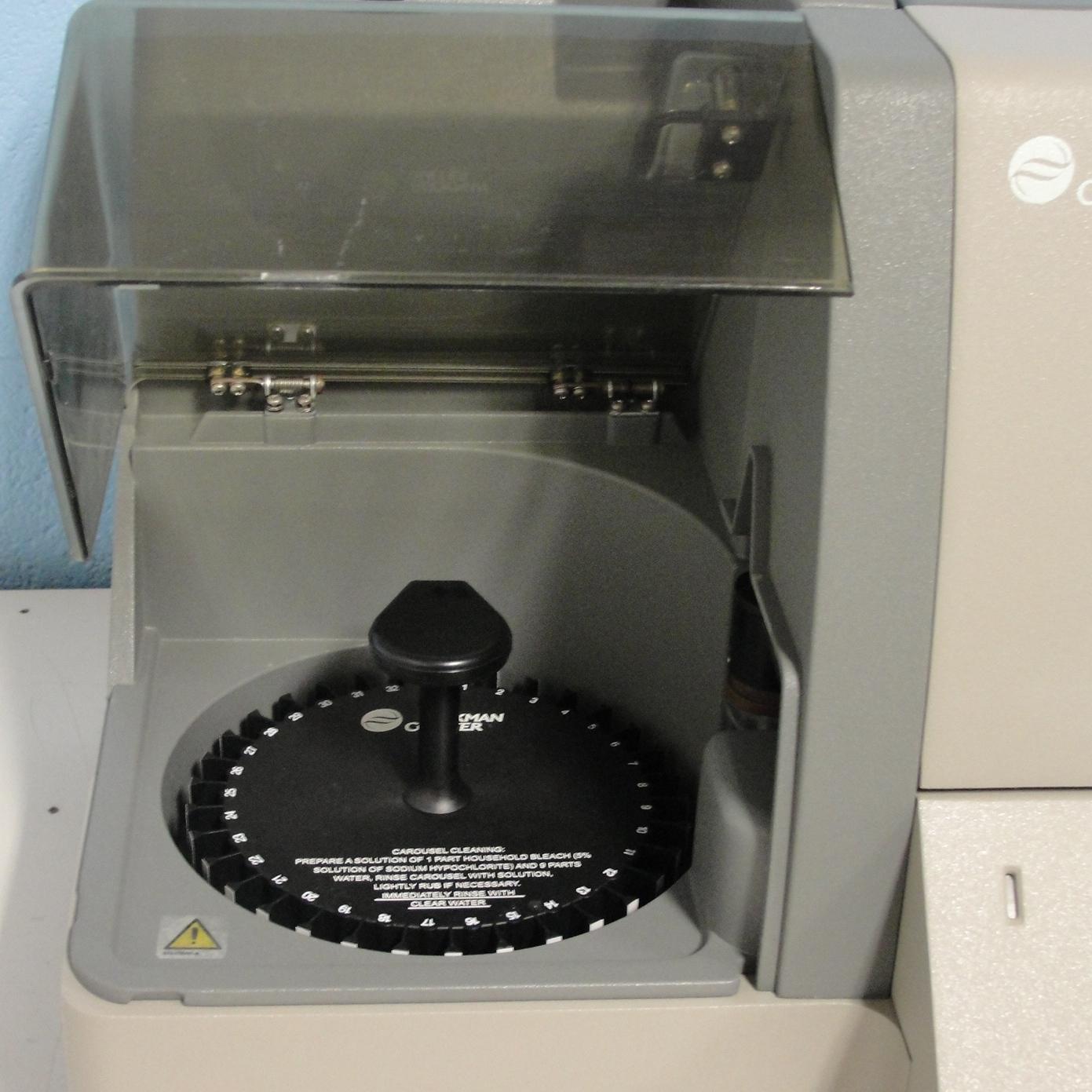 Beckman Coulter TQ-Prep Workstation Image