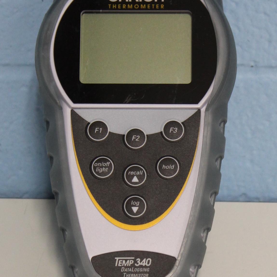 Oakton Temp 340 Datalogging Thermistor Thermometer Image