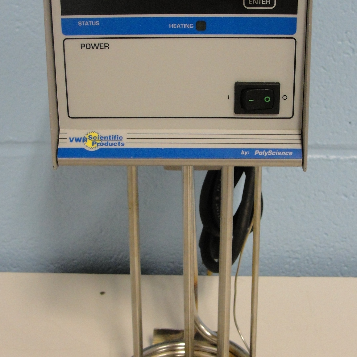 VWR Scientific Temperature/Circulator Controller Model 1122 Image