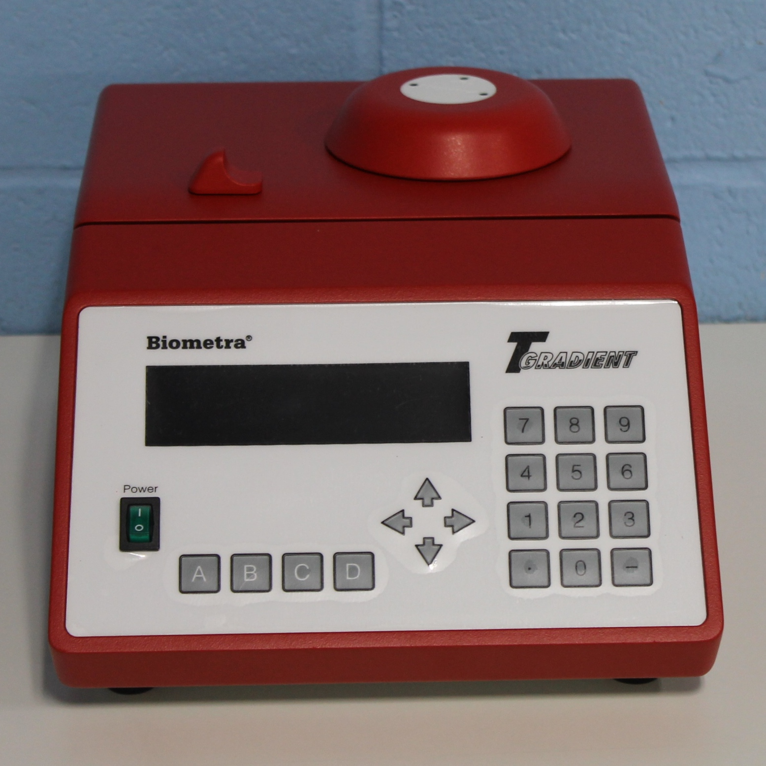 Biometra Thermocycler T-Gradient ThermoBlock Image