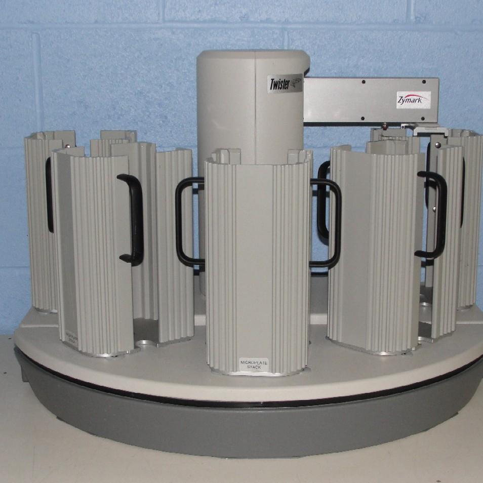 Zymark Twister Universal Plate Handler Robot Image