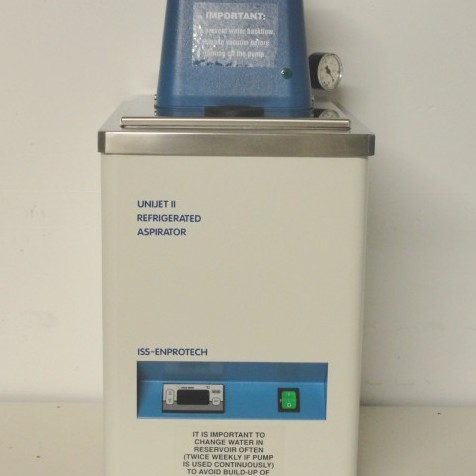 UNIJET II Refrigerated Aspirator Name