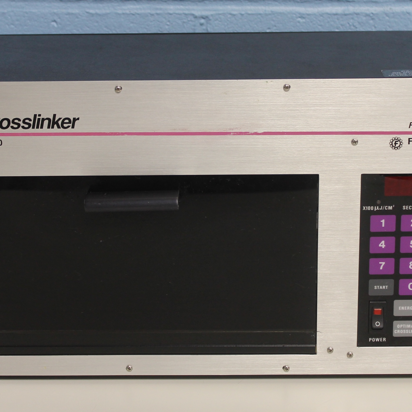 Fisher Scientific UV Crosslinker FB-UVXL-1000 Image