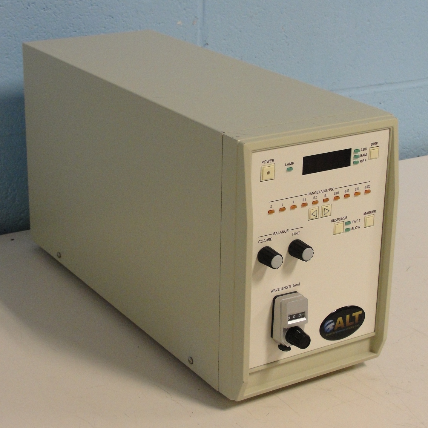 Toso Haas UV/VIS Variable Wavelength Detector Image