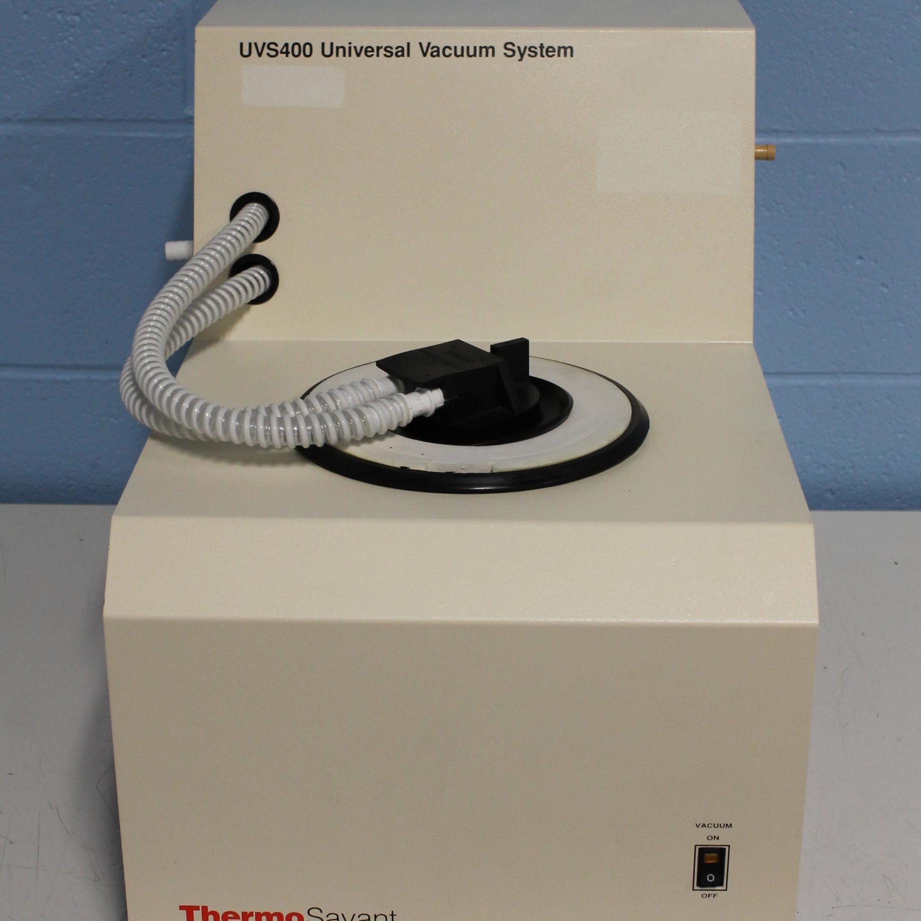 UVS400-115 Universal Vacuum System Name