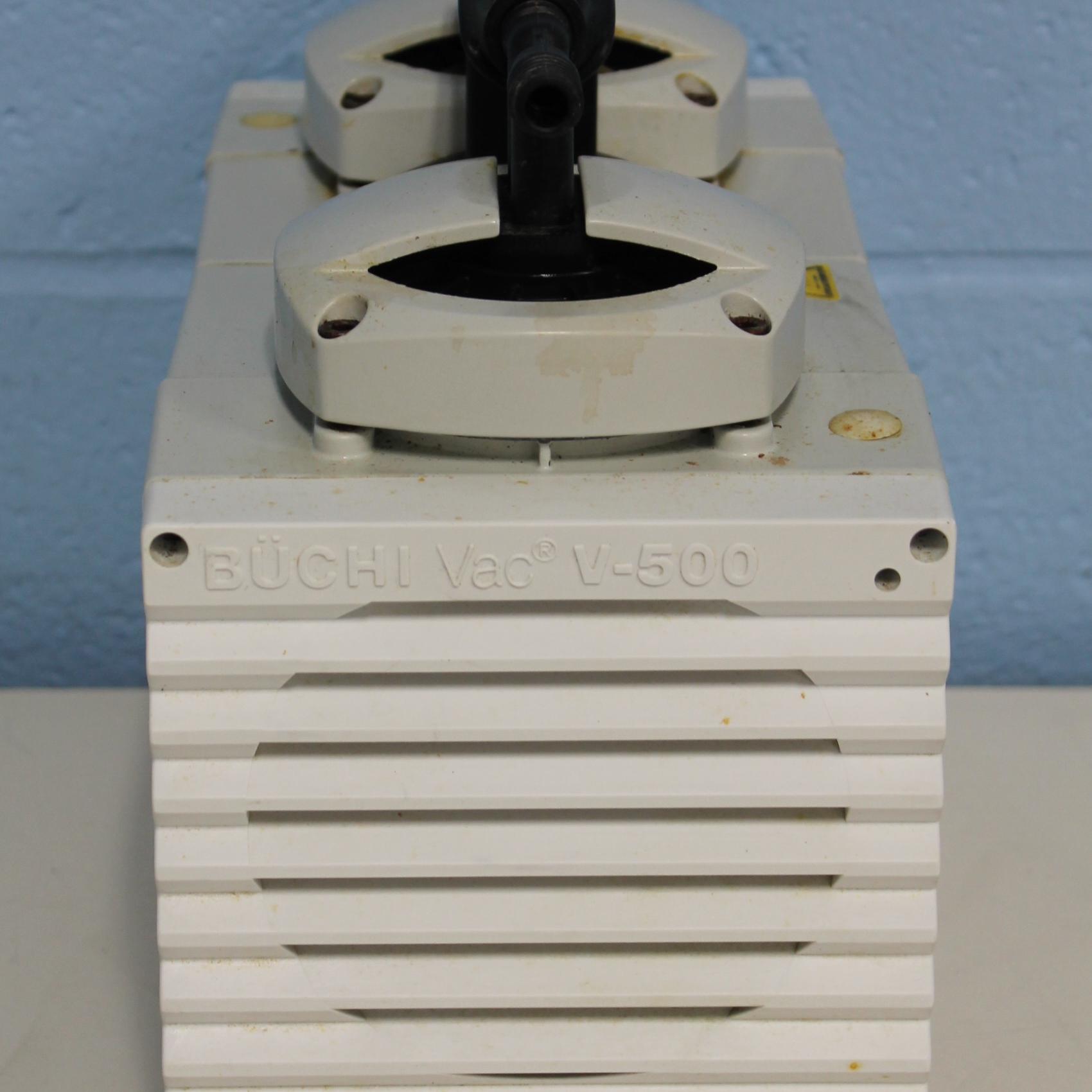 Buchi V-500 Vacuum Pump Image
