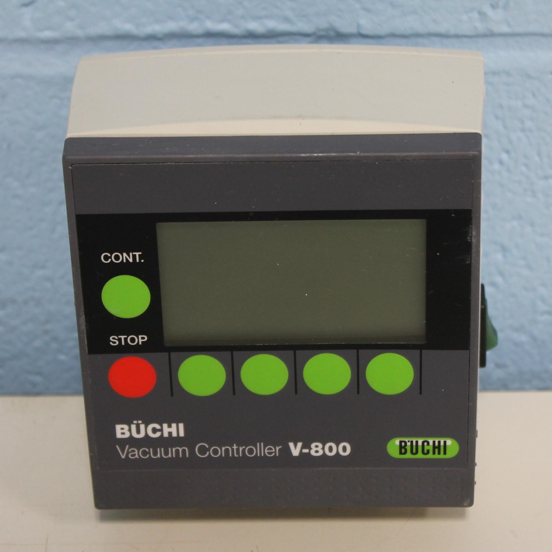 V-800 Vacuum Controller Name