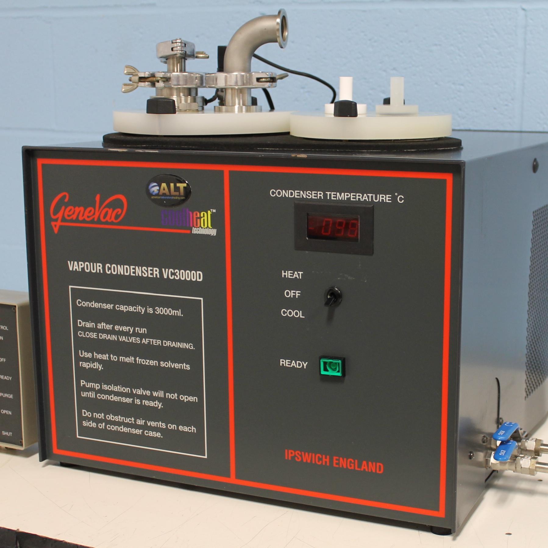 GeneVac VC3000D Vapour Condenser Image