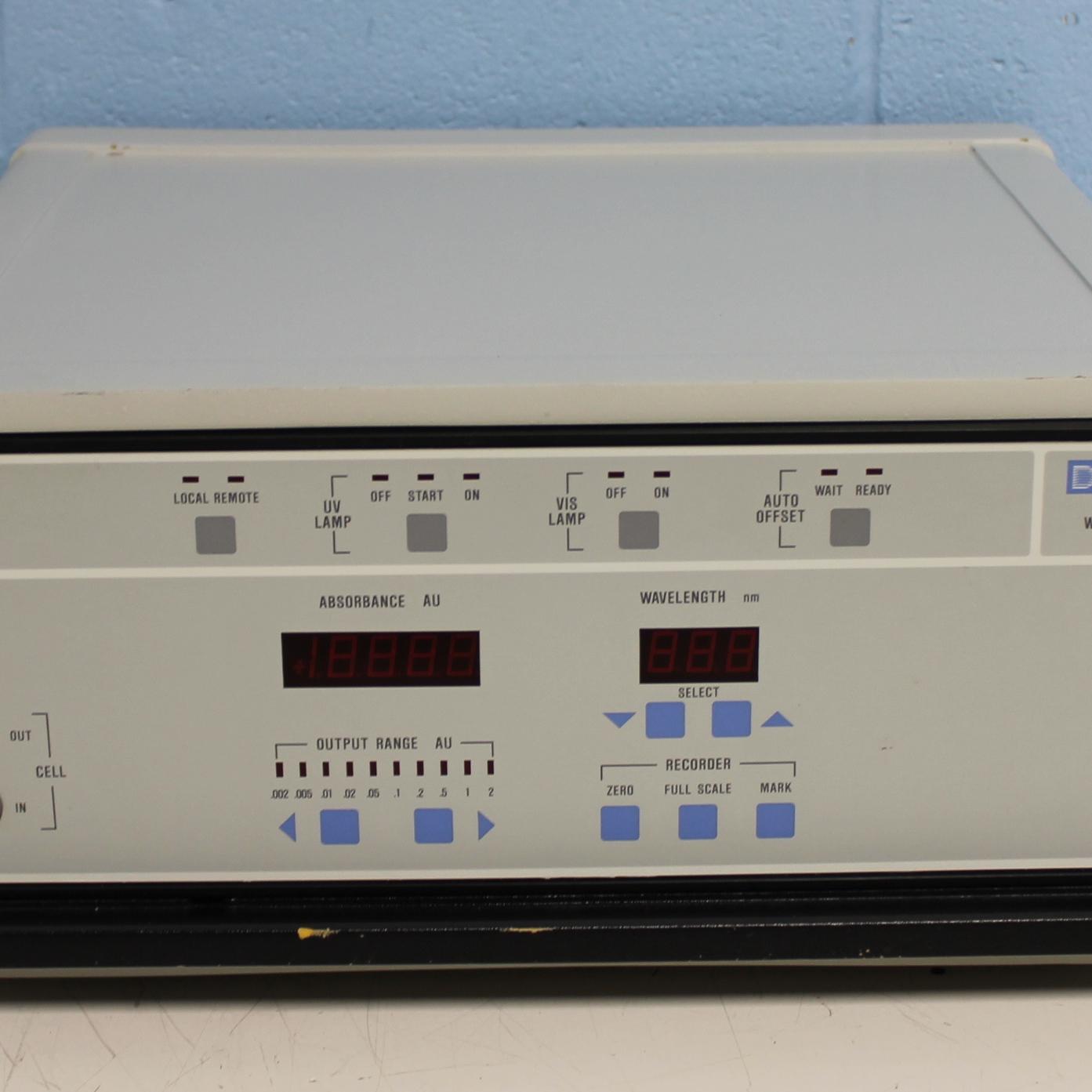 Dionex VDM-2 Variable Wavelength Detector Image