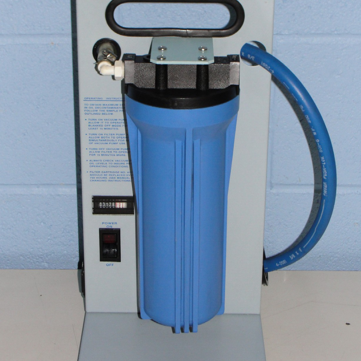 Savant Instruments VPOF 100 Vacuum Pump with Oil Filter Image