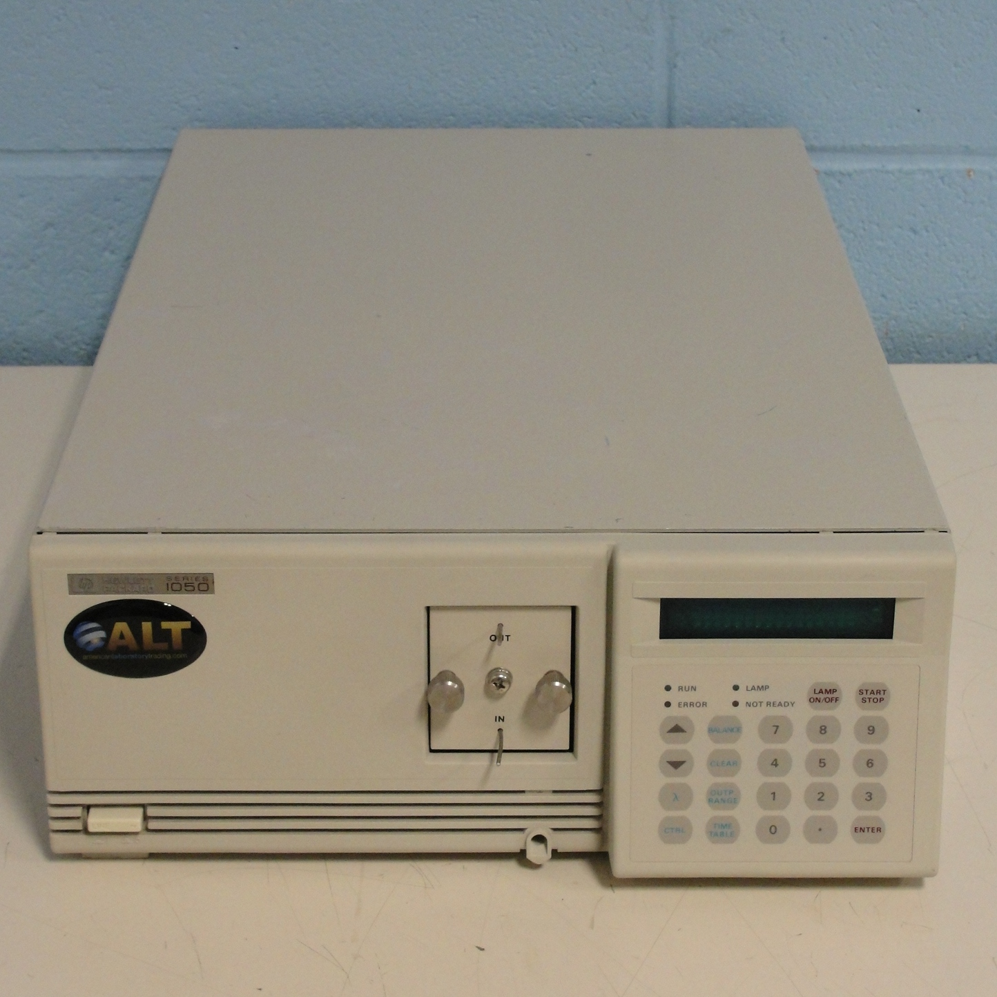 Hewlett Packard VW Detector Model 79853A Image