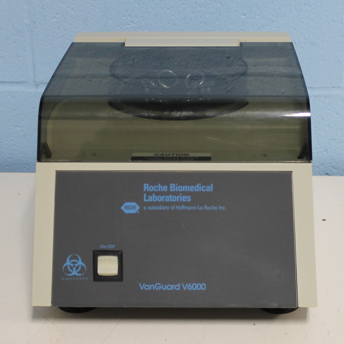 Roche Applied Science Vanguard V6000 Benchtop Centrifuge Image