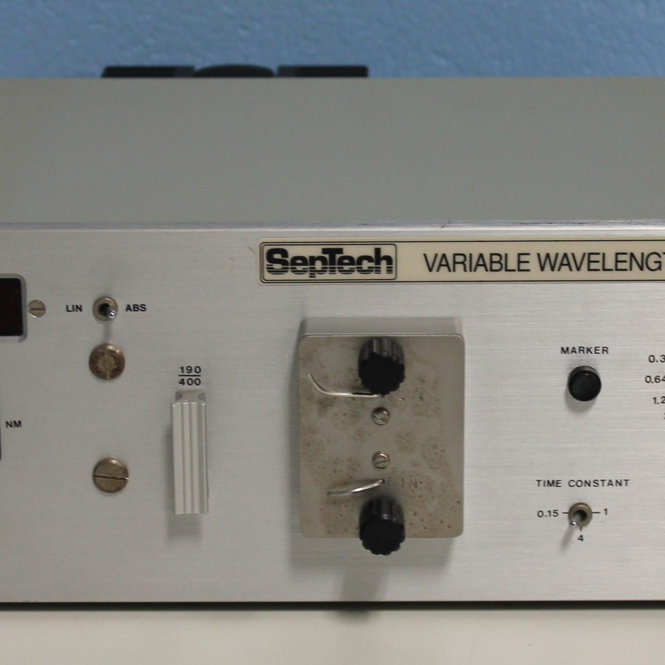 SepTech Variable Wavelength Monitor Image