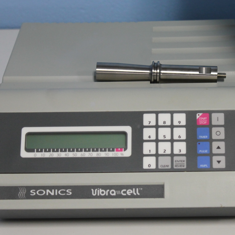 Refurbished Sonics Vibra Cell Vcx130 Ultrasonic Processor