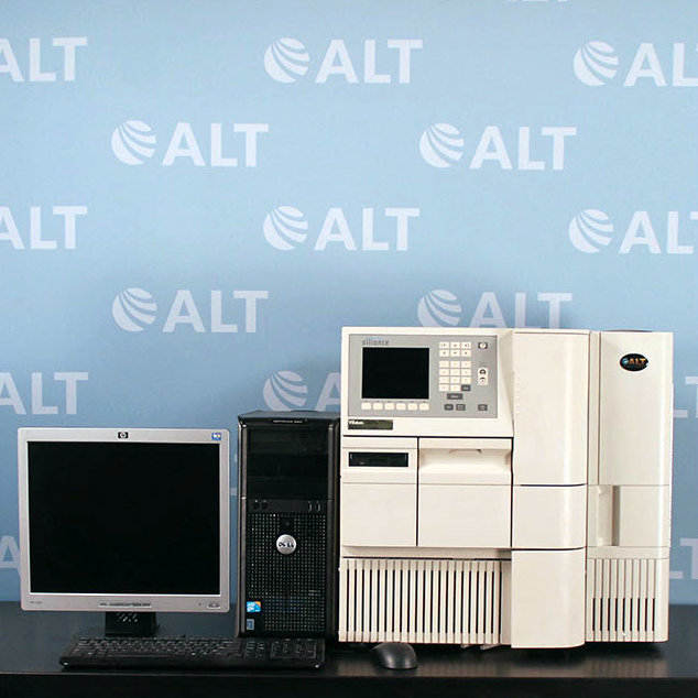 Waters Alliance 2695 HPLC with 996 Photo Diode Array Detector Image