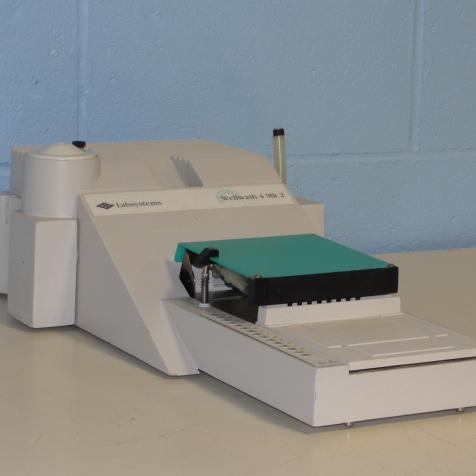 Thermo Labsystems Wellwash 4 Mk 2 Microplate Washer Image