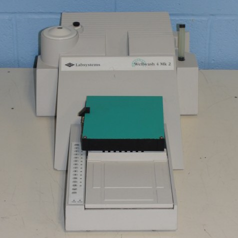 Thermo Labsystems Wellwash 4 Mk 2 Microplate Washer Image