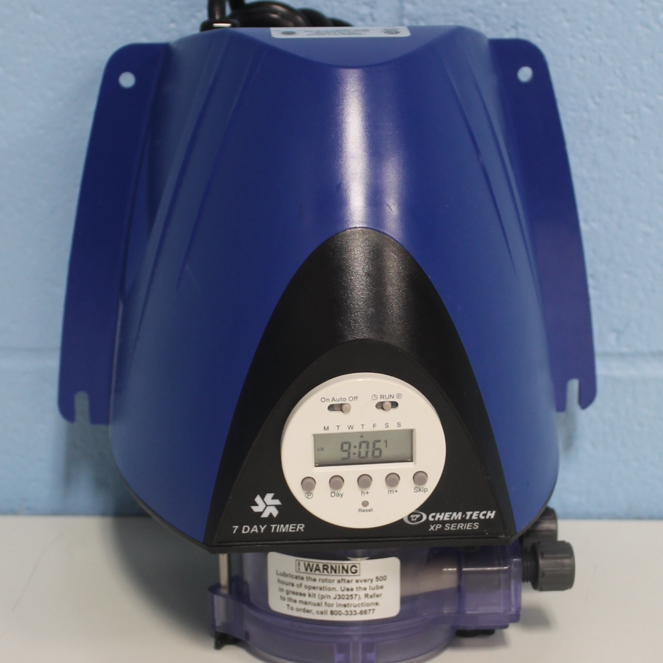 XP Series Peristaltic Metering Pump Model XP080L8LX
