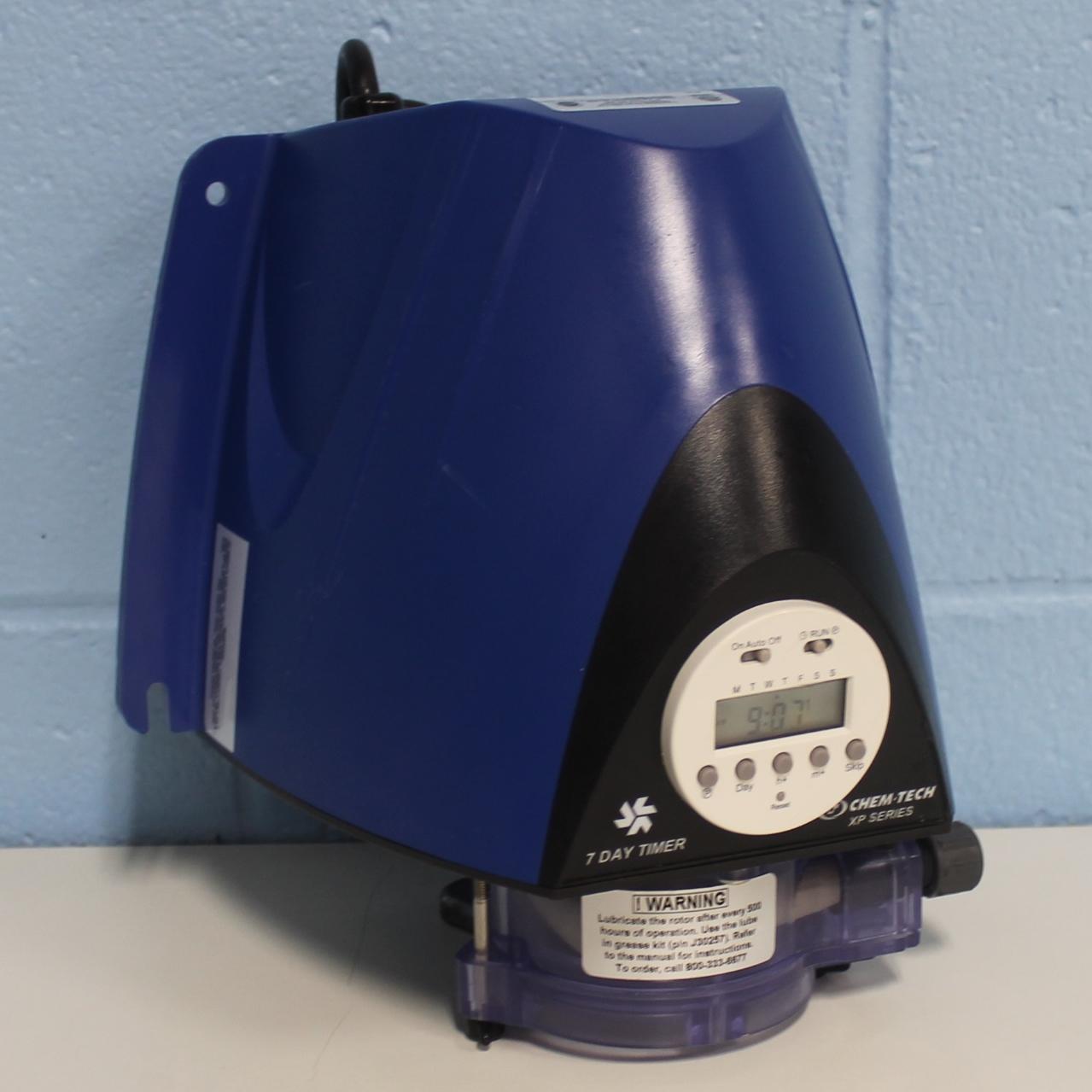 Chem-Tech XP Series Peristaltic Metering Pump Image