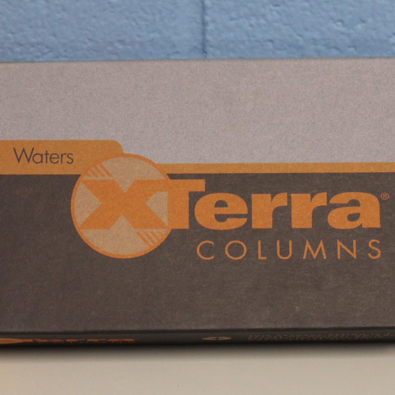 Waters XTerra Shield RP8 Column 125 3.5 m, 4.6 mm x 30 mm Image