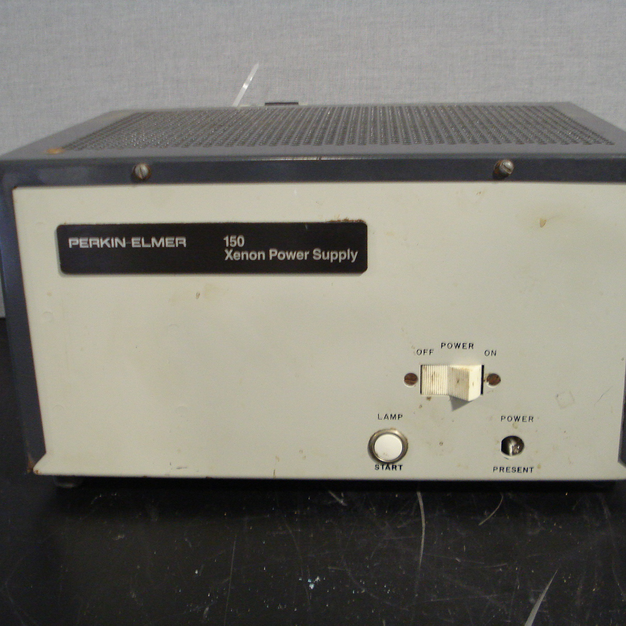 Perkin Elmer Xenon Power Supply Model 150 Image