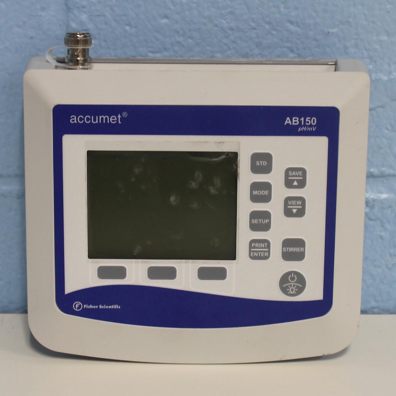Fisher Scientific accumet AB150 pH/mV Meter Image