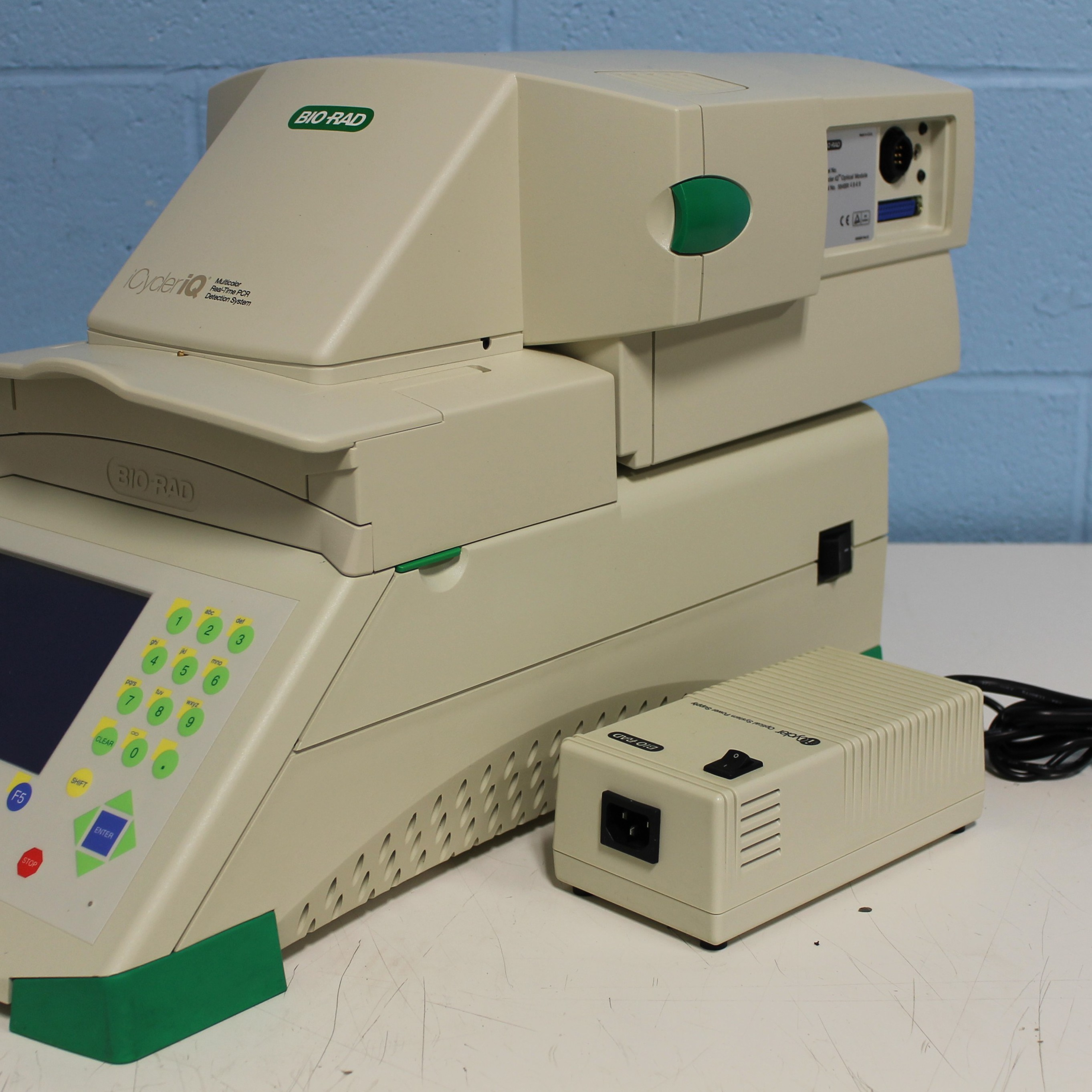 Bio-Rad iCycler iQ Real-Time PCR Detection System Image