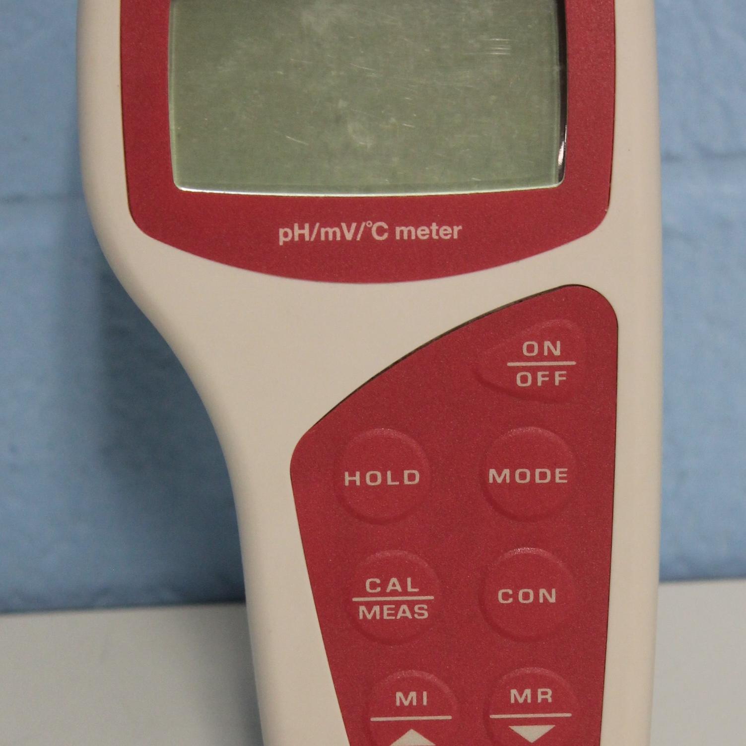 Oakton pH/mV/C Meter Image