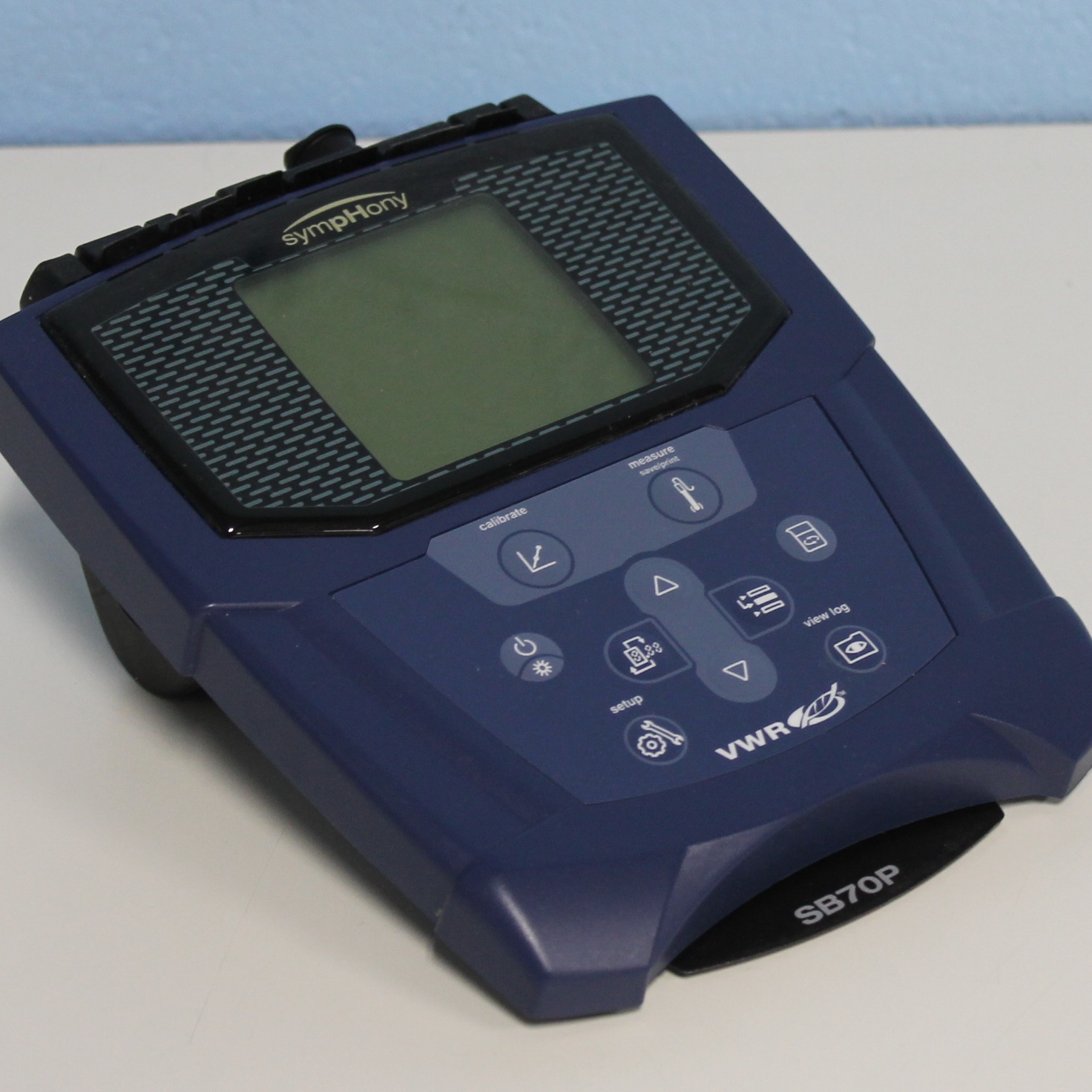 Vwr Symphony ph meter manual